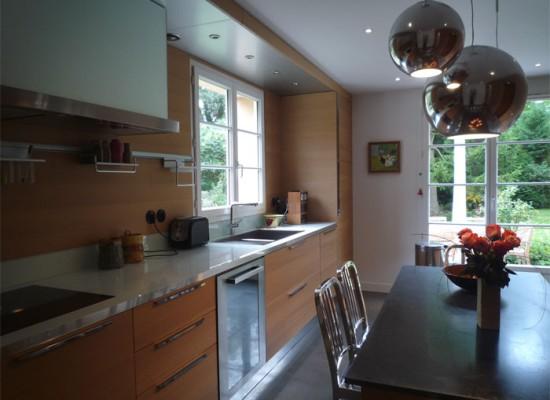 Des cuisines conçues et réalisées