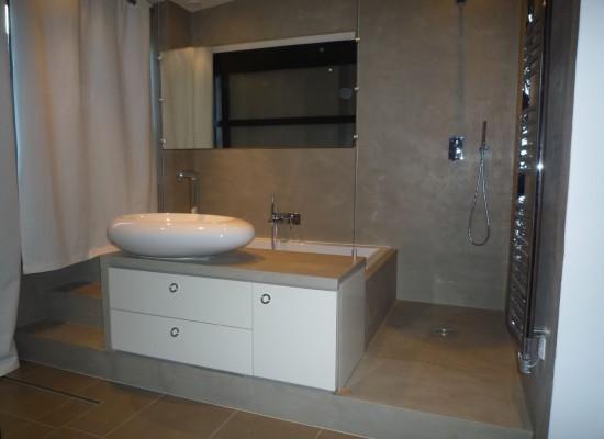Des salles de bain conçues et réalisées